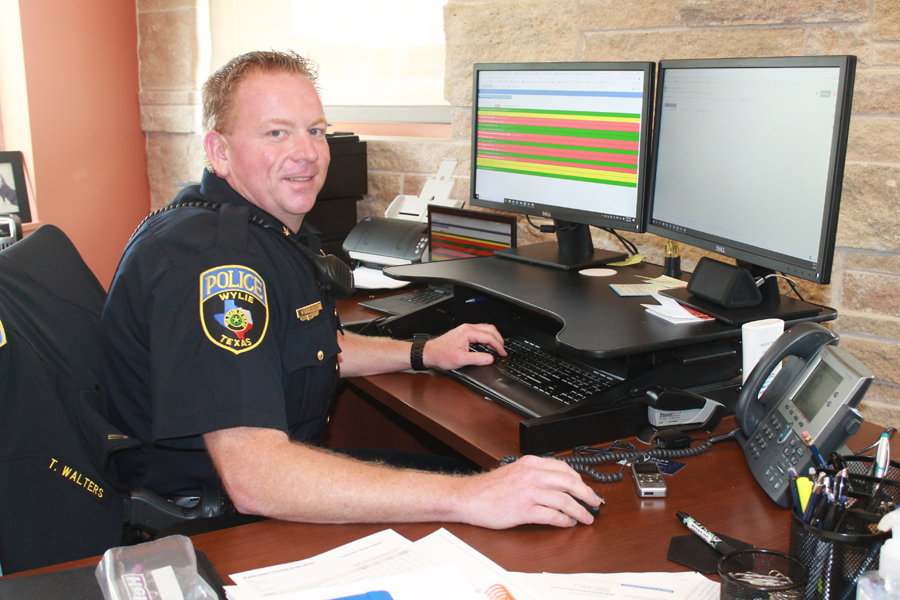 WPD lieutenant promoted to assistant chief