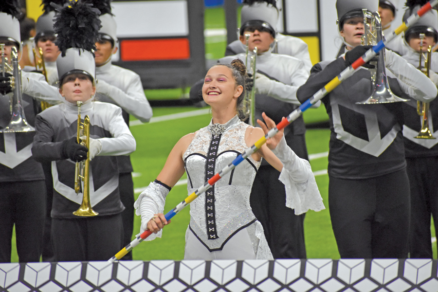 Pride of the East places at State Competition