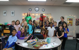 Harry Potter and the Middle School Book Club