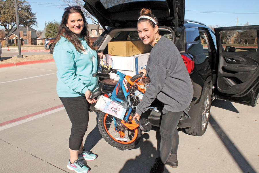 Christmas project serves WISD children