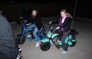 Mini bike craze sweeping Wylie neighborhood