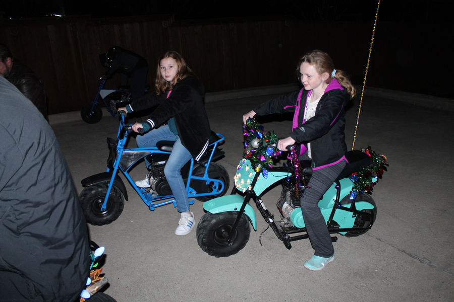 Mini bike craze sweeping Wylie neighborhood