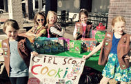 Girl Scout cookie sales start next week