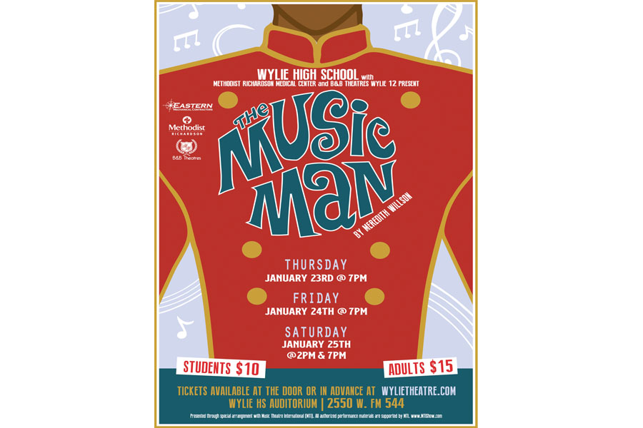 'The Music Man' comes to WHS