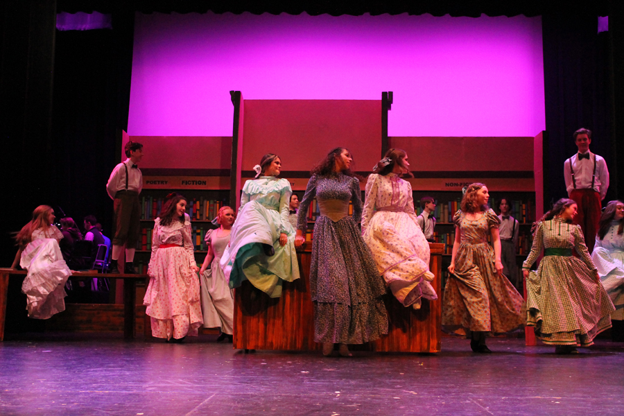 'The Music Man' visits WHS