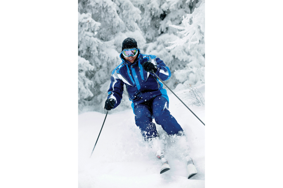 Ski your way to savings