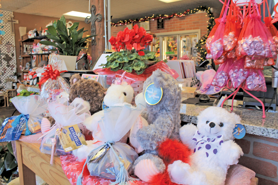 Florists prepare for busiest day of the year