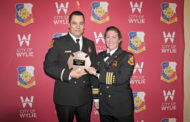 Wylie Fire-Rescue recognizes members