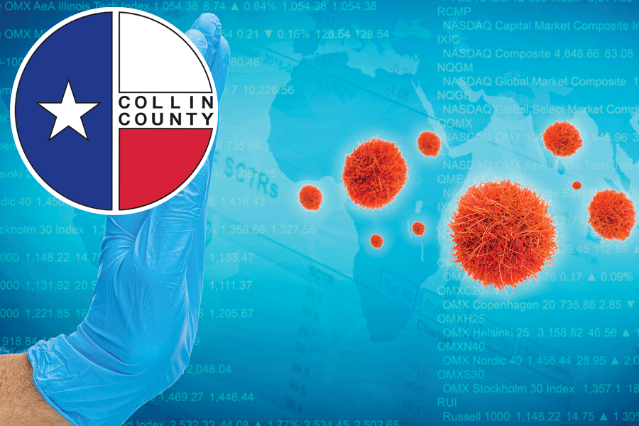 Collin County reports four new COVID-19 cases in Wylie