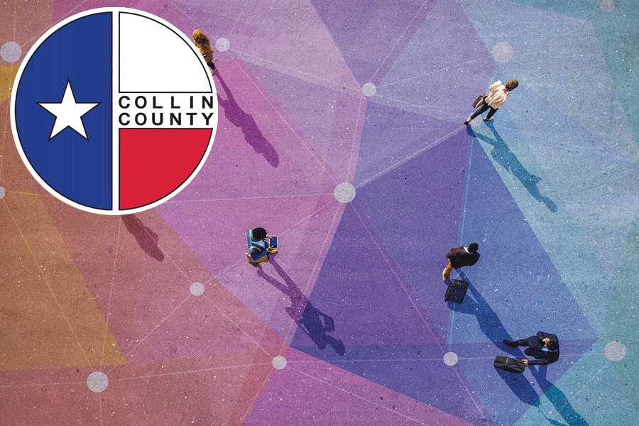 Collin County COVID numbers increase over weekend