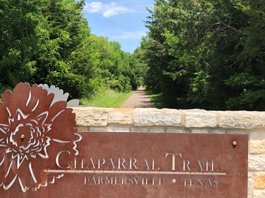 Chaparral Rail Trail