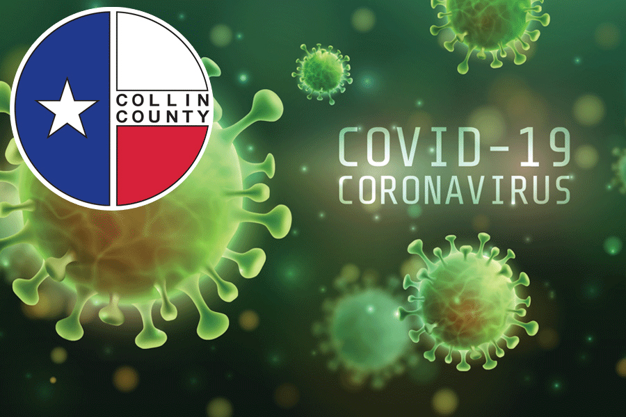 Two COVID-19 cases reported in Wylie