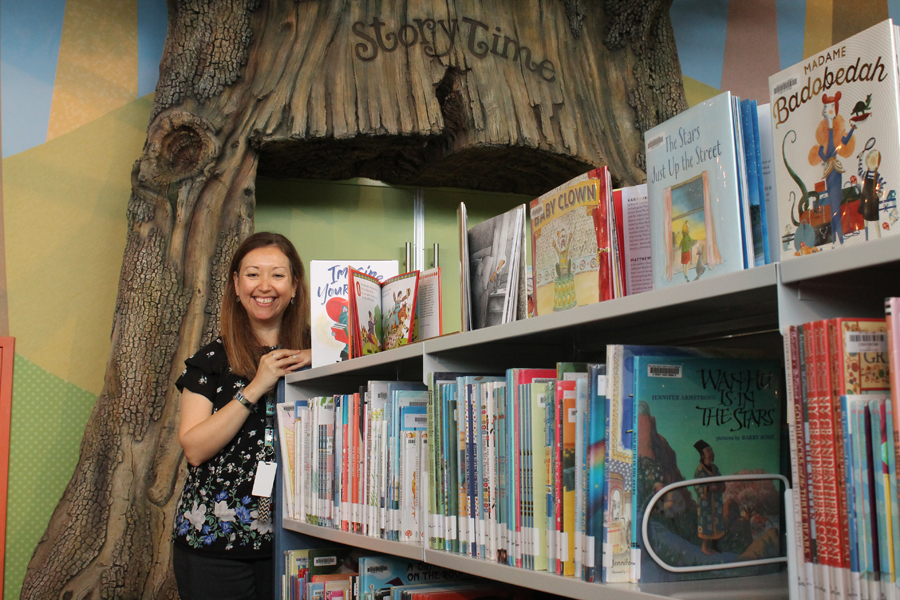New director takes helm at Smith Public Library