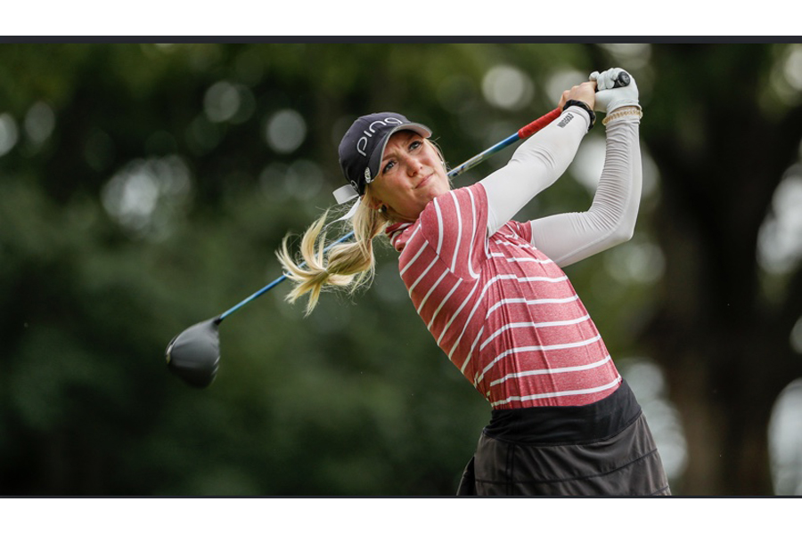 Golfer plays U.S. Women's Amateur
