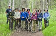Big adventures for local troop