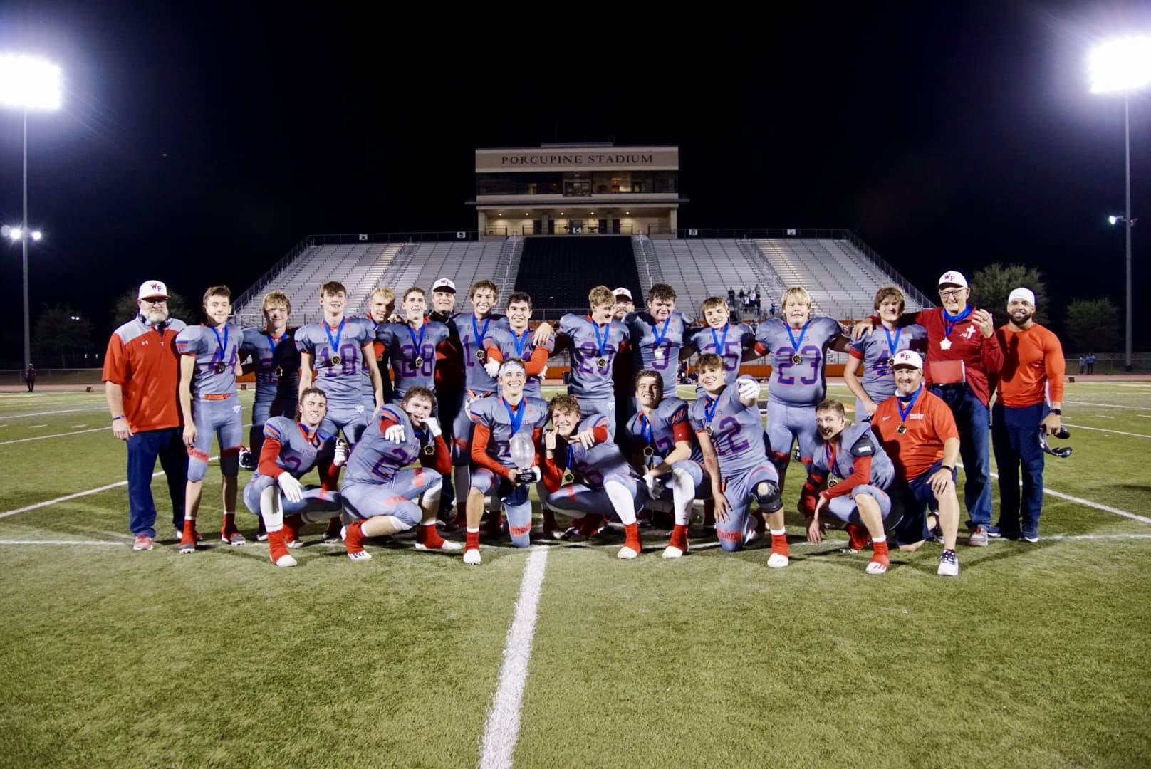 Patriots dismantle Blacksmiths en route to State Championship victory