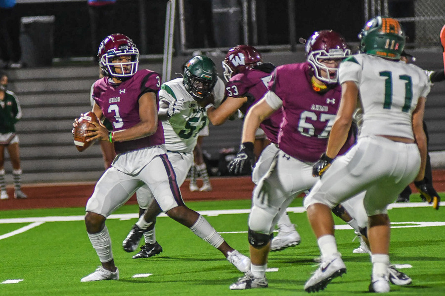 Wylie preps for high-powered Rockwall offense