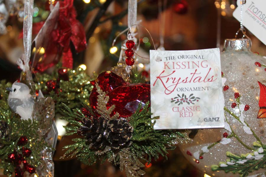 From Kissing Krystals to flowers: Merchants discuss hot Christmas items