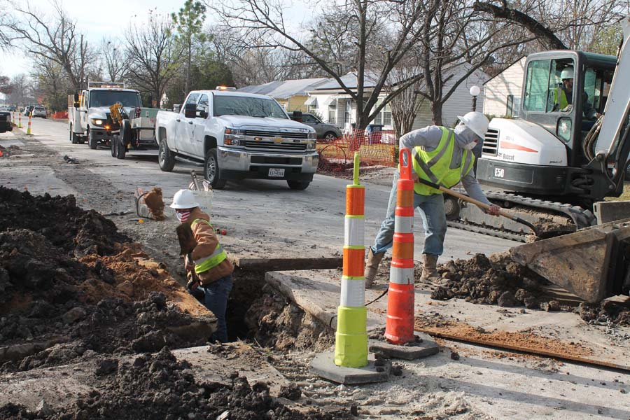 Wylie water project helps save money