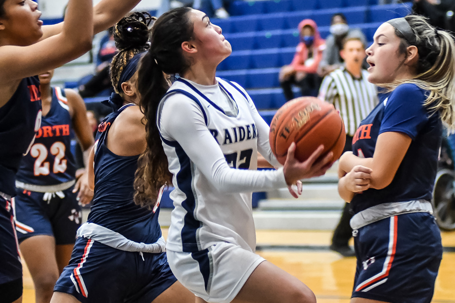 Lady Raiders fight through cancellations, extend streak to eight