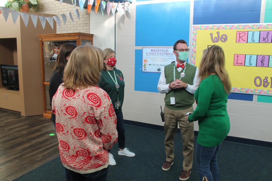 Support, mentoring key for teachers