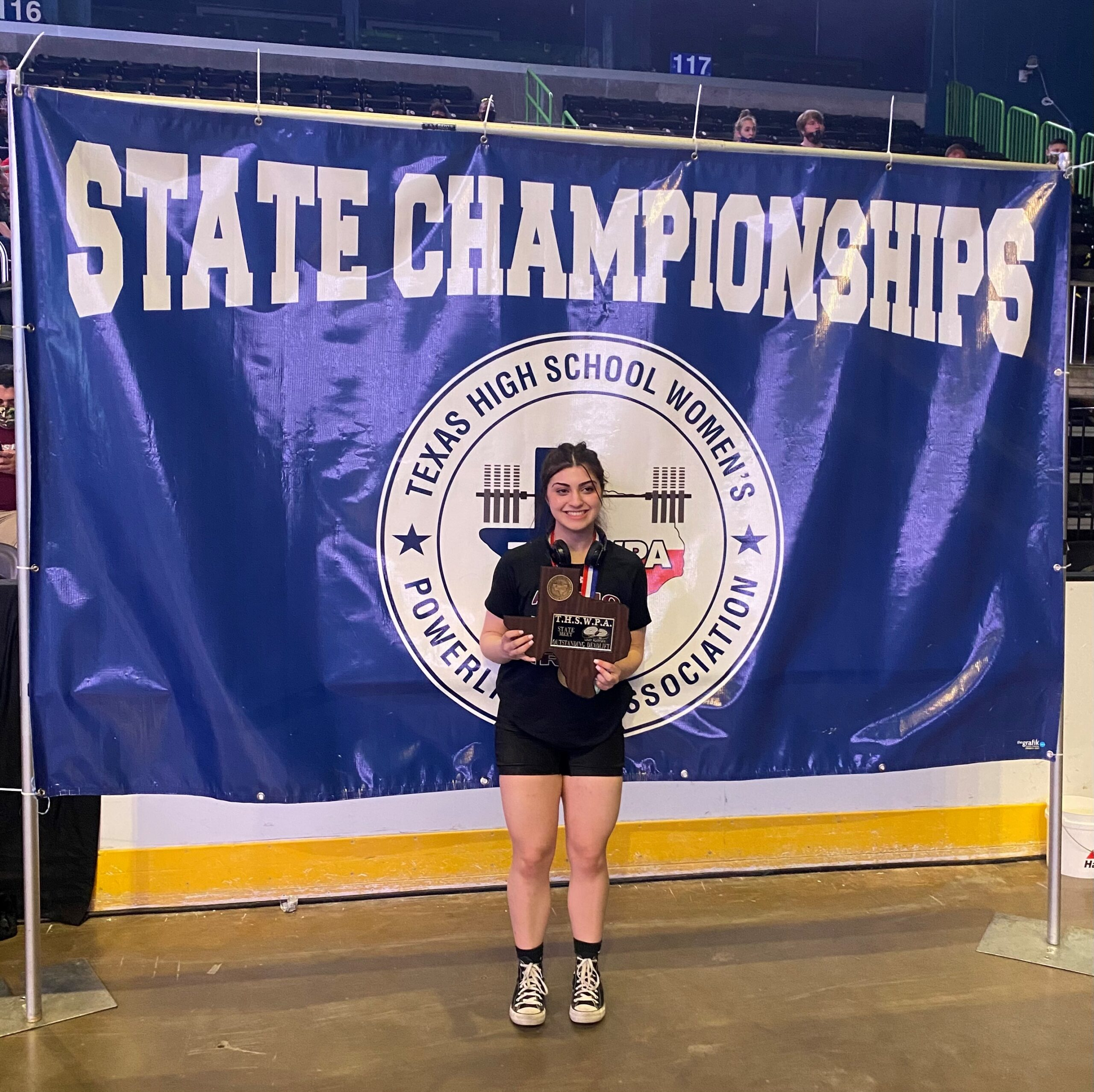 Pirates take home second in state