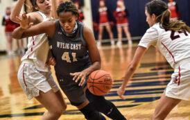 Lady Raiders defeat Frisco Lone Star in regional quarterfinals