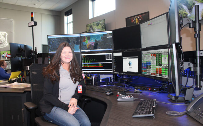 Dispatchers' presence invaluable, especially during pandemic