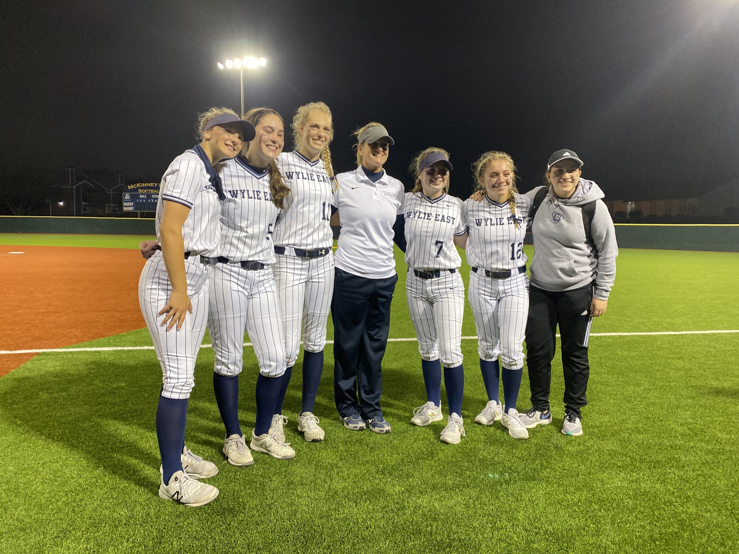 Lady Raiders lose opening playoff series to Frisco Memorial