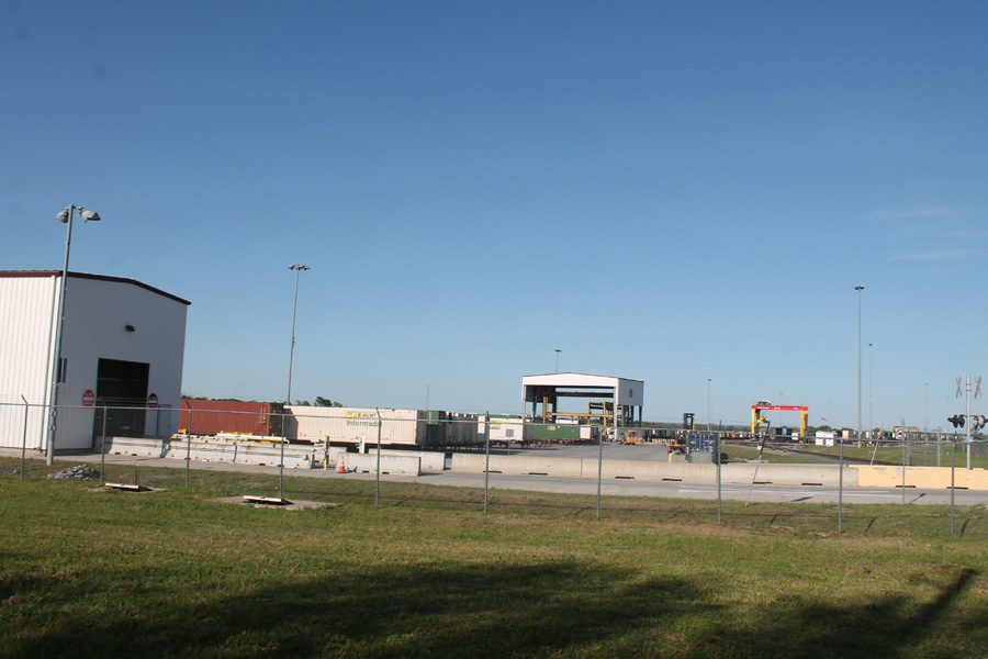Logistics park would add jobs, taxable value