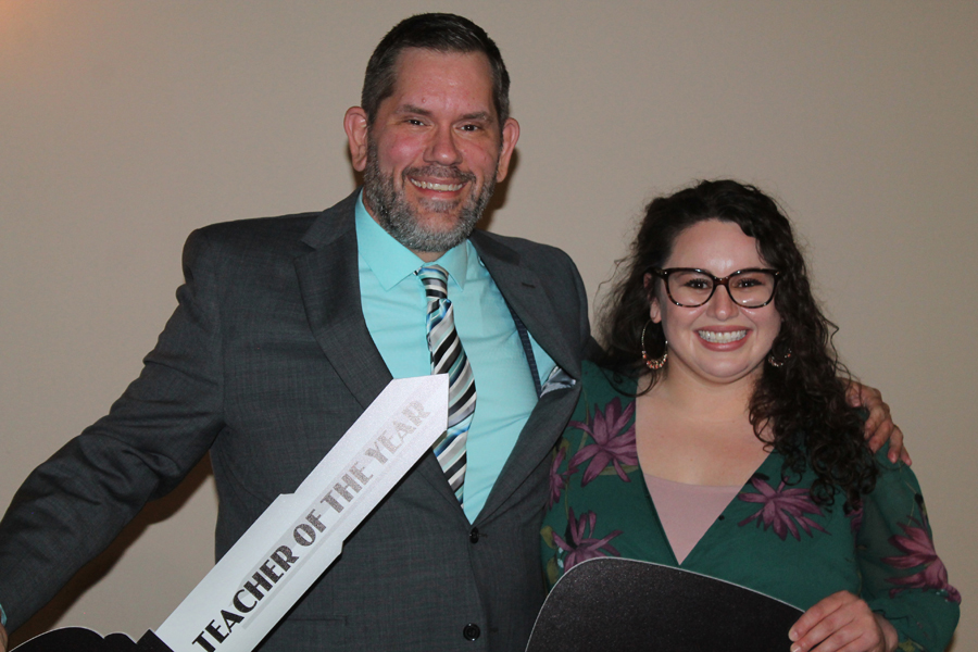 Awards gala recognizes Wylie ISD teachers, other employees