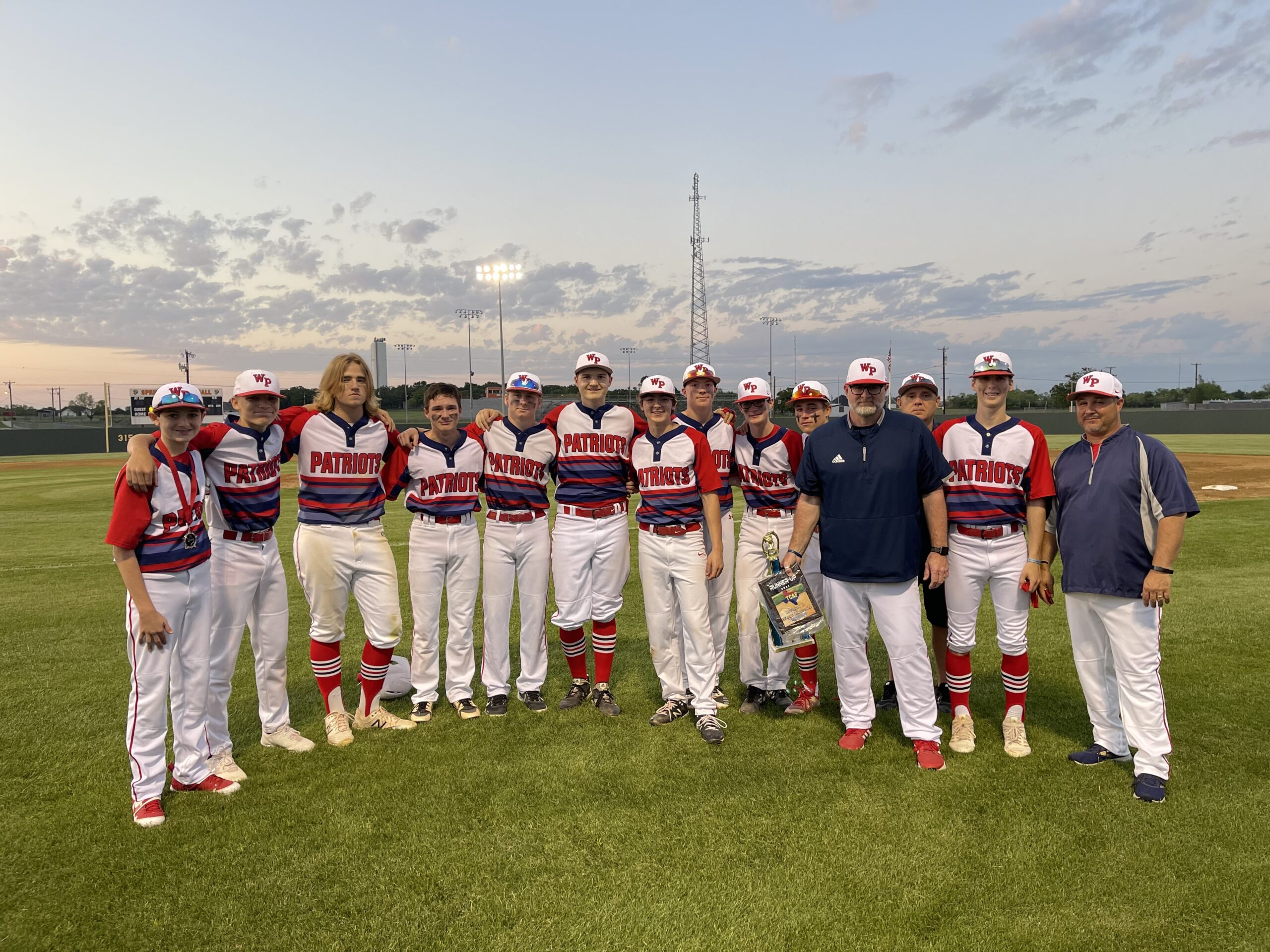 Wylie Prep finishes season as runners-up