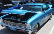 Bluegrass on Ballard car show winners announced