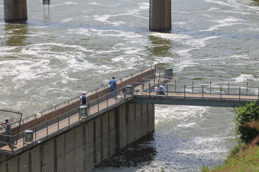 Lake Lavon water levels rise; force park, boat ramp closings