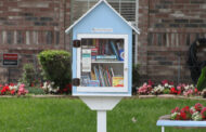 Little Free Libraries promote literacy for children
