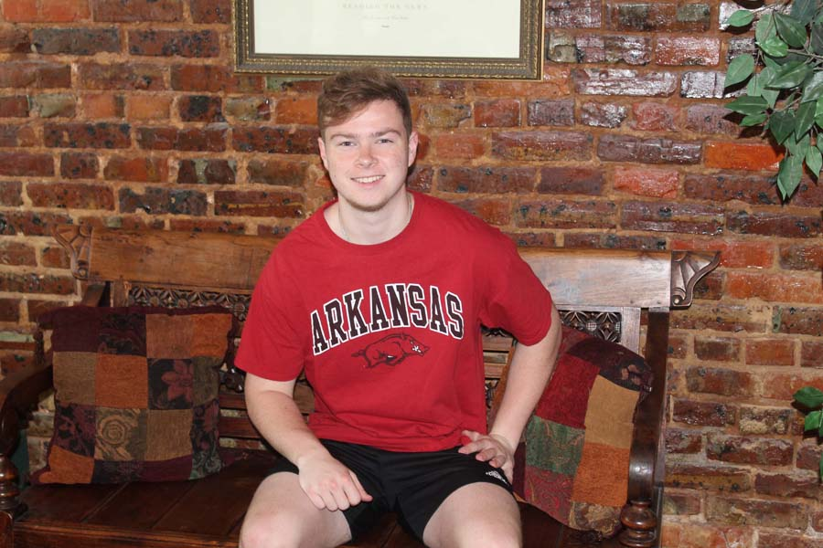 Soccer-loving student picks college, will decide on a major