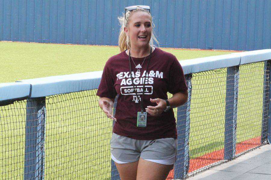 Demi McNulty hired as Lady Raiders softball coach
