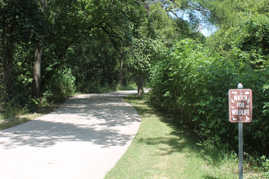 Trail system connects cities, residents