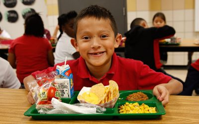 Free meals provided for all students this year
