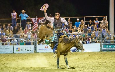 Rodeo rides into Wylie