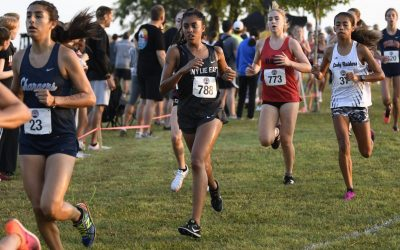Raiders race in Jesuit Invitational