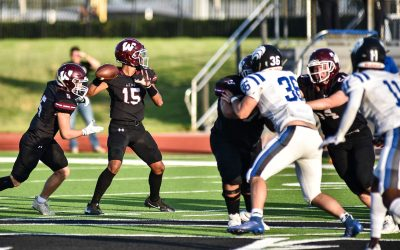 Third-quarter dooms Wylie Pirates in loss to Keller Central
