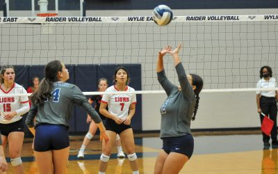 Lady Raiders lose to Lovejoy, The Colony