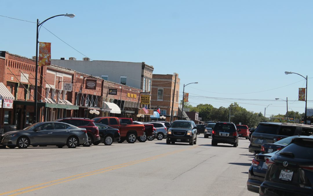 Leaders study traffic issues in Wylie
