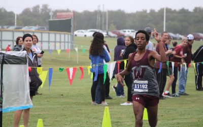 Wylie boys finish first, girls second in XC district championship