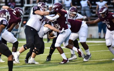 Wylie's three keys to victory against Naaman Forest